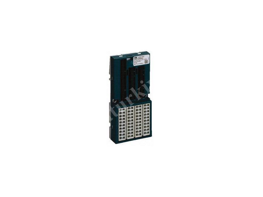 Plc Sistemi Terminal Blok 24 V S500 Giriş Çıkış Modülü