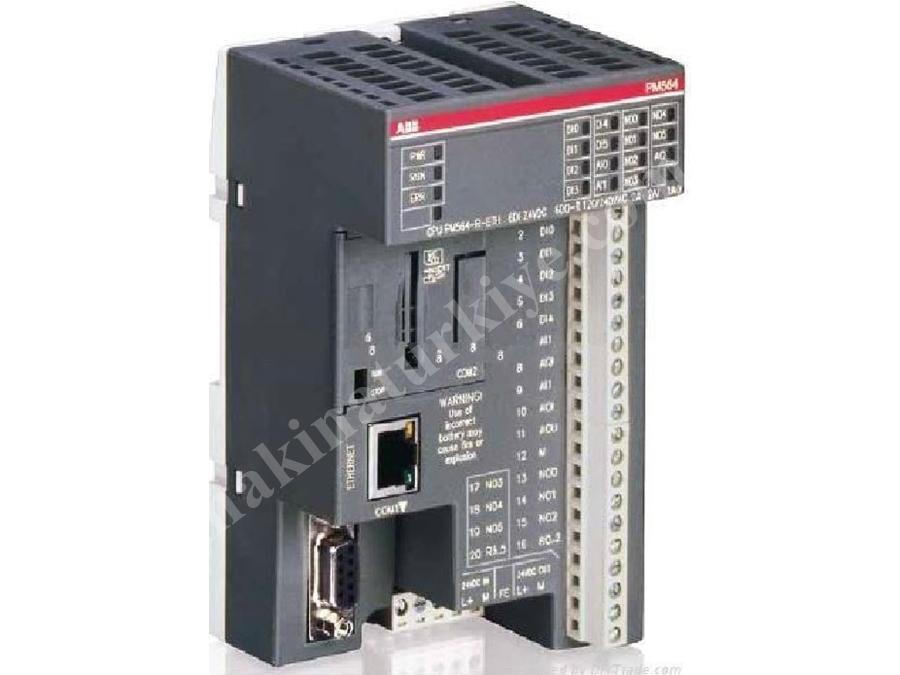 Plc Sistem Uzak I/O İçin Gerekli Terminal Bloku Canopen Ve Devicenet