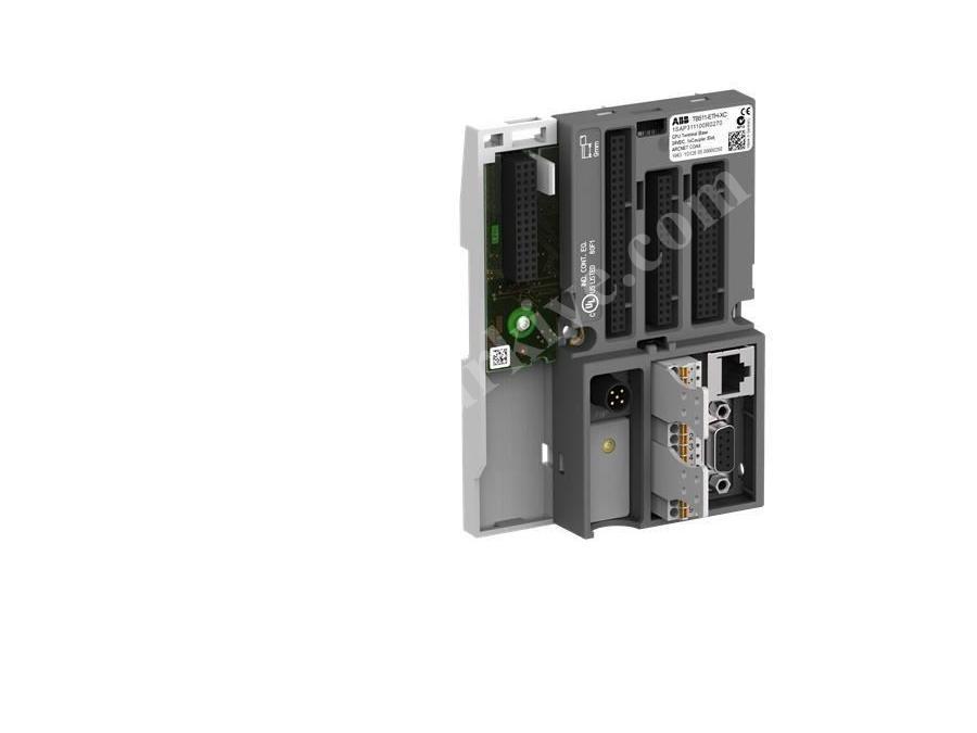 Plc Sistemi AC500-XC Serisi Terminal Bloku 2 Haberleşme Slotlu