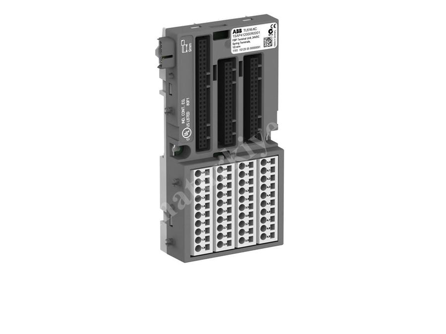 Plc Sistemi Modül Terminal Bloku 24 V