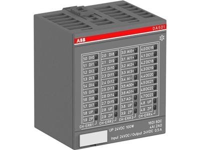 Plc Sistemi AC500-XC Serisi Dijital Giriş/Çıkış Modülü 24 Dı Giriş/Çıkış Hızlı Sayıcı Modu