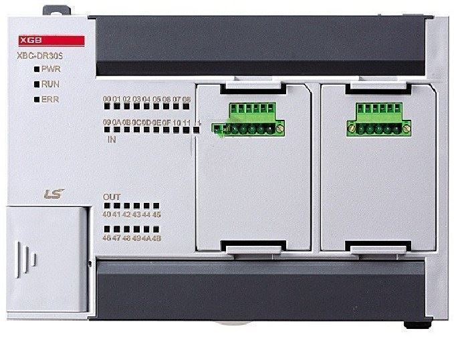 Plc Sistemi Ekonomik Kompakt Tip 12 Dc Giriş 8 Transistör Çıkış ( Pnp )
