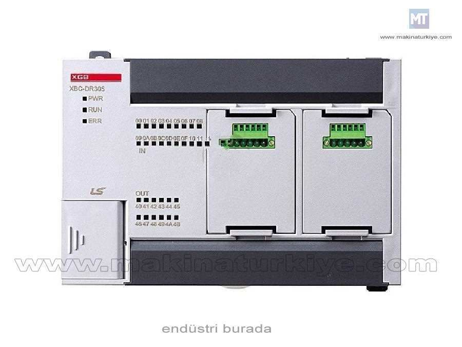 Plc Sistemi Ekonomik Kompakt Tip 18 Dc Giriş 12 Transistör Çıkış ( Pnp )