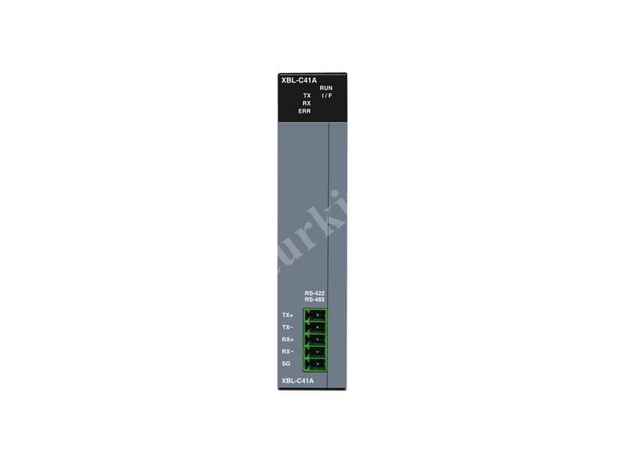 Plc Sistemi Kompak Yan Yüzeye Takılan İlave Modül C-Net Haberleşme Rs422