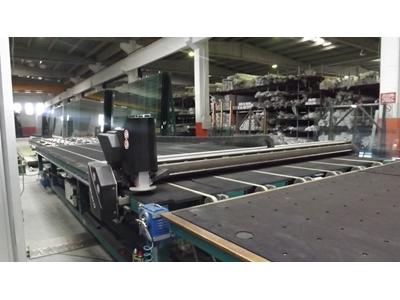 2. El Bottero Otomatik Cam Kesim Makinası