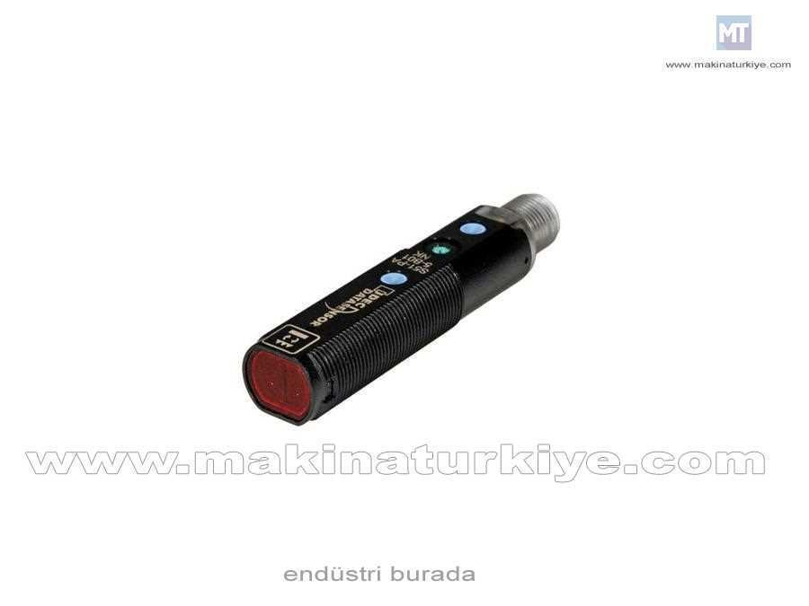 Polerize Reflektörlü Fotosel Mesafe 3 M, Plastik, H Npn L/D On, 12-4 M Pin Kablo