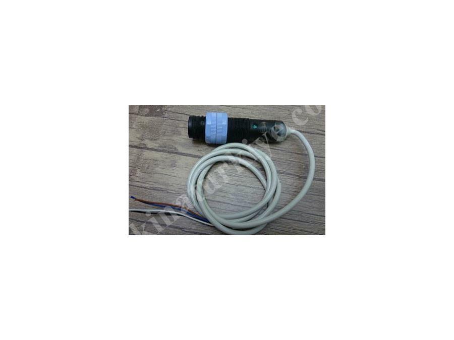 Cisimden Yansımalı Fotosel Mesafe 18 Cm, Plastik, Pnp L/D On, 2 M Kablo