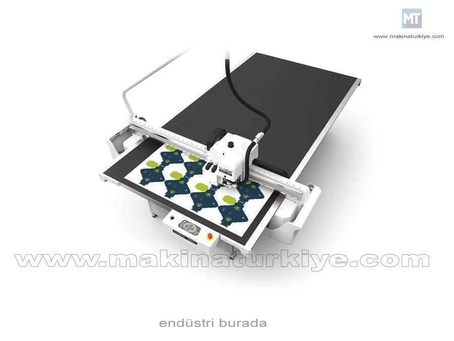 Tabela, Stand, Dekota, Alüminyum, Pleksiglas, Colorbond vb Dijital Kesim Makinası