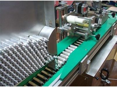 Otomatik Ürün Etiketleme Ve Sarma Makinası 600 ~ 1000 Adet / Saat