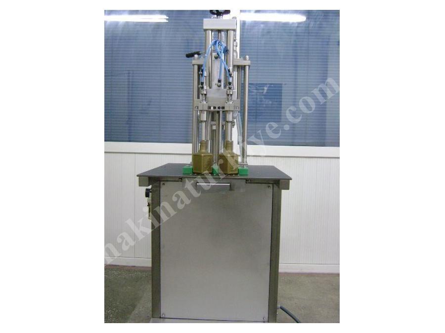 Manuel İkili Dolum Makinası 800-1200 Adet / Saat
