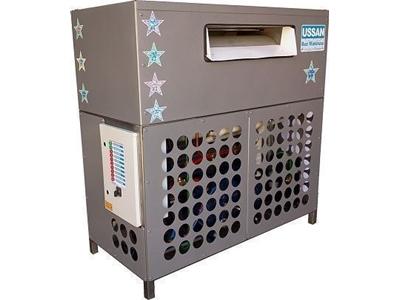 Yaprak Buz Makinası ( Tatlı Su ) 1000 Kg / Gün