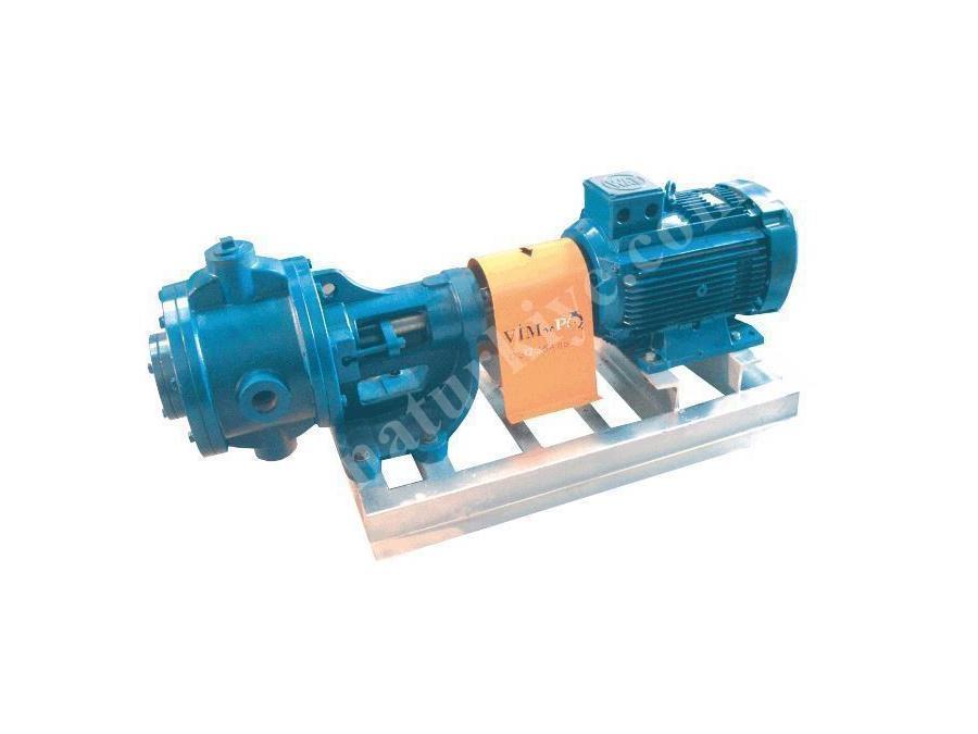 Emülsiyon Değirmeni 1500 ~ 3000 Devir / Dakika