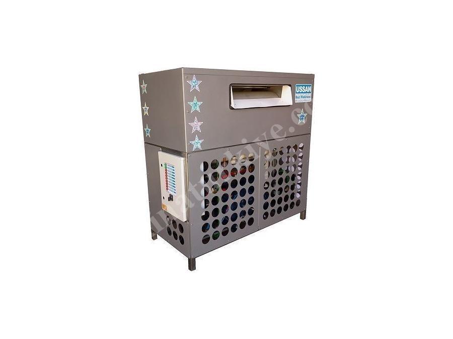Yaprak Buz Makinası ( Tatlı Su ) 7,500 Kg / Gün