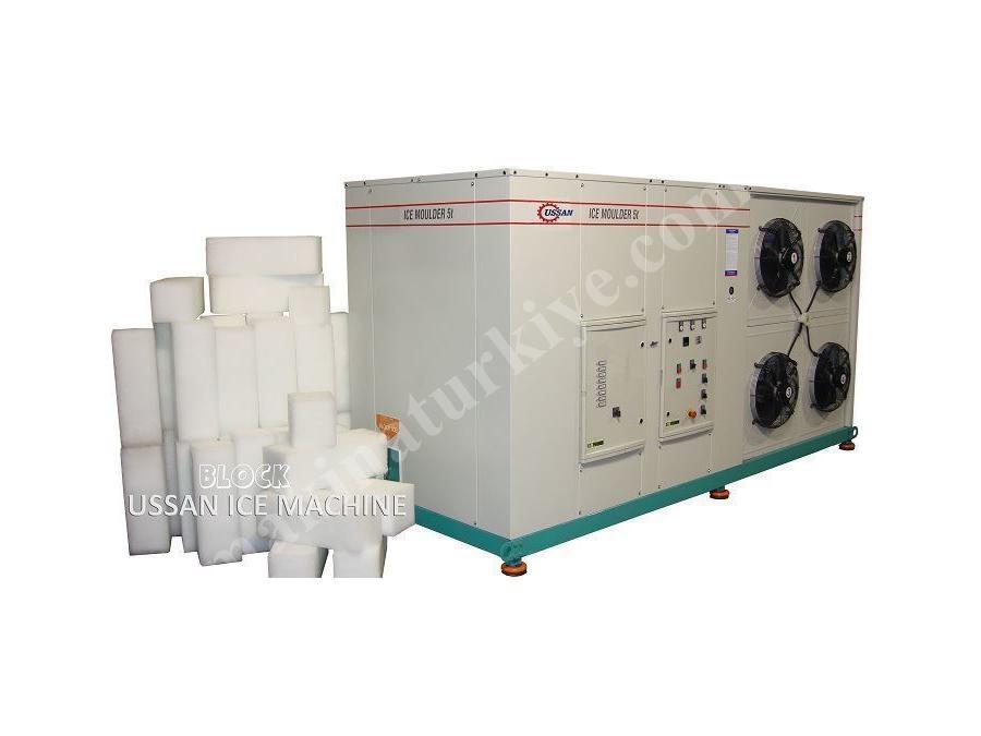 Kalıp Buz Makinası 7,5 Ton