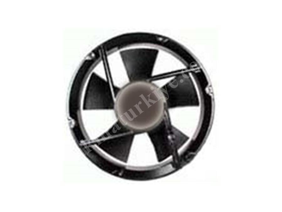 20X20 Cm Çift Rulmanlı Kuluçka Makinası Aksiel Havalandırma Fanı