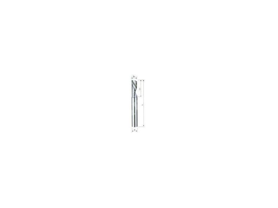 Cnc Router Kesim Bıçağı Flexi Ve Alüminyüm
