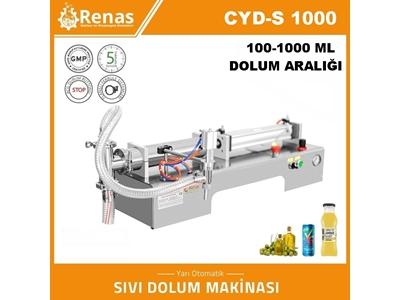 Limonata Dolum Makinası (100 - 1000 Ml Arası)