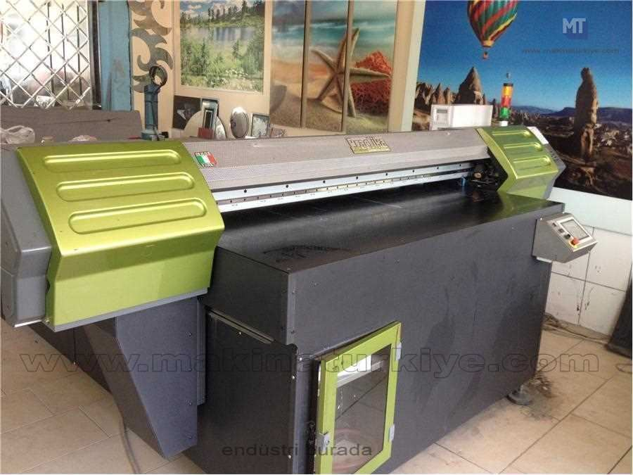 Practıca 64 Dıgıtal Cam-Ahşap-Mermer Boyama Makinası
