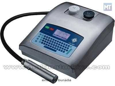 Ecjet 300 İnkjet Kodlama Makinası