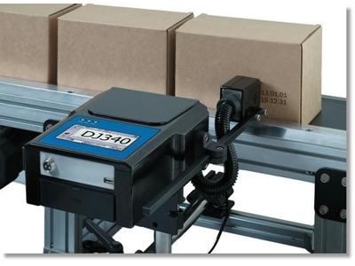 Dotjet Dj340 Piyezojet İnkjet Yazıcı Dotjet DJ340
