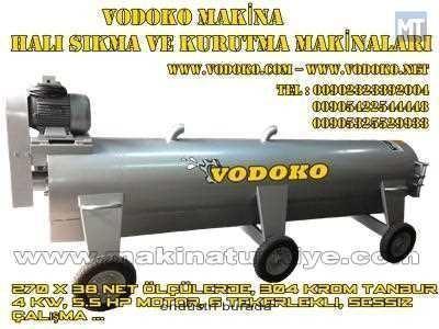 Vodoko RTHS 300 Halı Sıkma Makinası