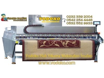 Vodoko OTO 3100 Otomatik Halı Yıkama Makinası