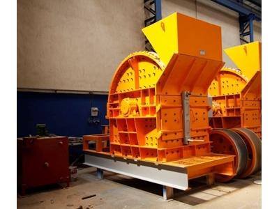 250 Ton / Saat Kübitzer Darbeli Kırıcı - Kübitzer GNRK 110 K35