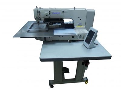 Programlanır Deri Dikiş Desen Otomatı-20x30cm