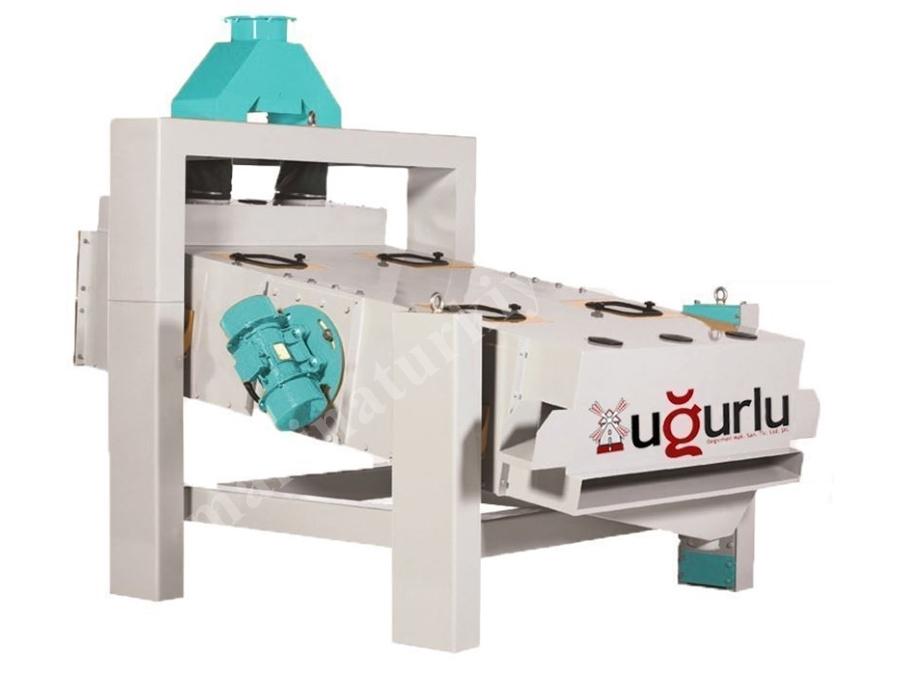 Çöp Sasörü 150 X 200 ( 15-25 Ton / Saat )