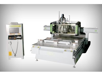 Cnc Kapı İşleme Makinası