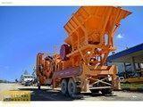 60-110 ton Mobil Konkasör - Mobil Taş ve Maden Kırma Makinası General 640