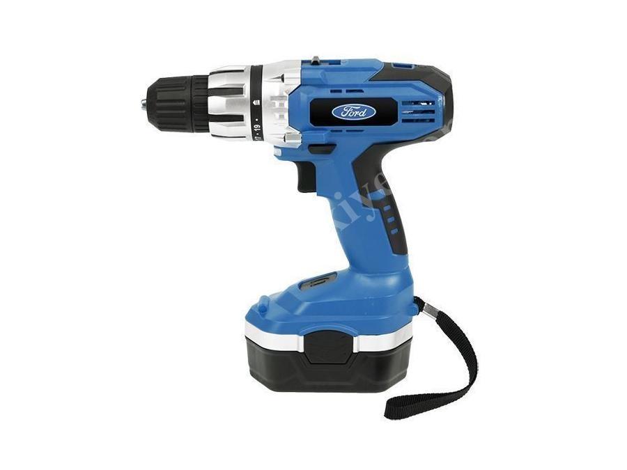 Ford Tools FE1-52-NICD-2B Akülü Matkap & Vidalama