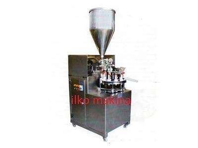 Tüp Dolum Makinası (Aluminyum Tüp)