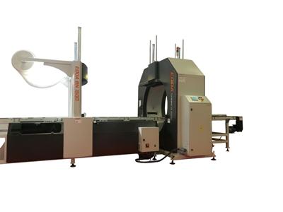 EDDA Spinner 1500 BN Otomatik Yatay Streç Paketleme Makinası