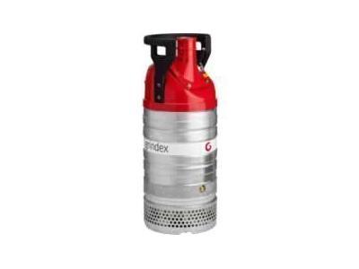 6.6 Kw, Grindex, Dalgıç Drenaj, Su Tahliye Pompası
