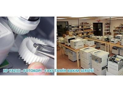 Ankara HP Yazıcı Teknik Servis, Tamir, Bakım Hizmetleri