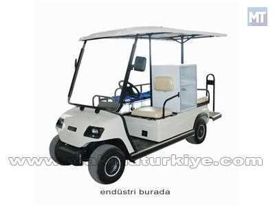 Ecocar Ambulans Golf Arabası