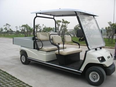 Ecocar H4 4 Kişilik Hizmet Golf Arabası