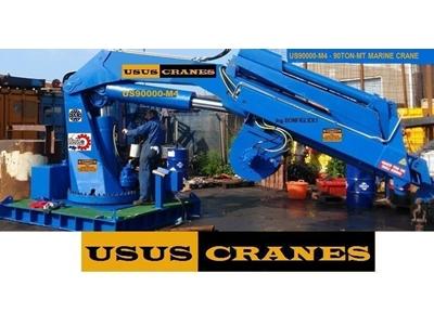 Kgr-Srl Us90000-M4 90Ton-Mt Marıne Crane - Usus Cranes