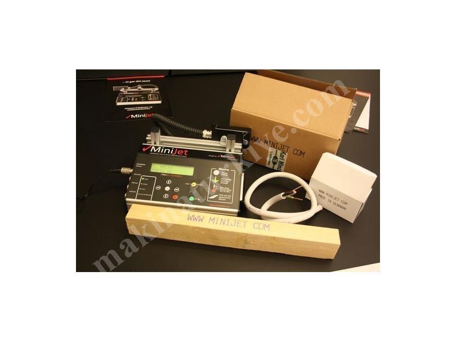 Minijet 128 Ambalaj Kodlama Makinası