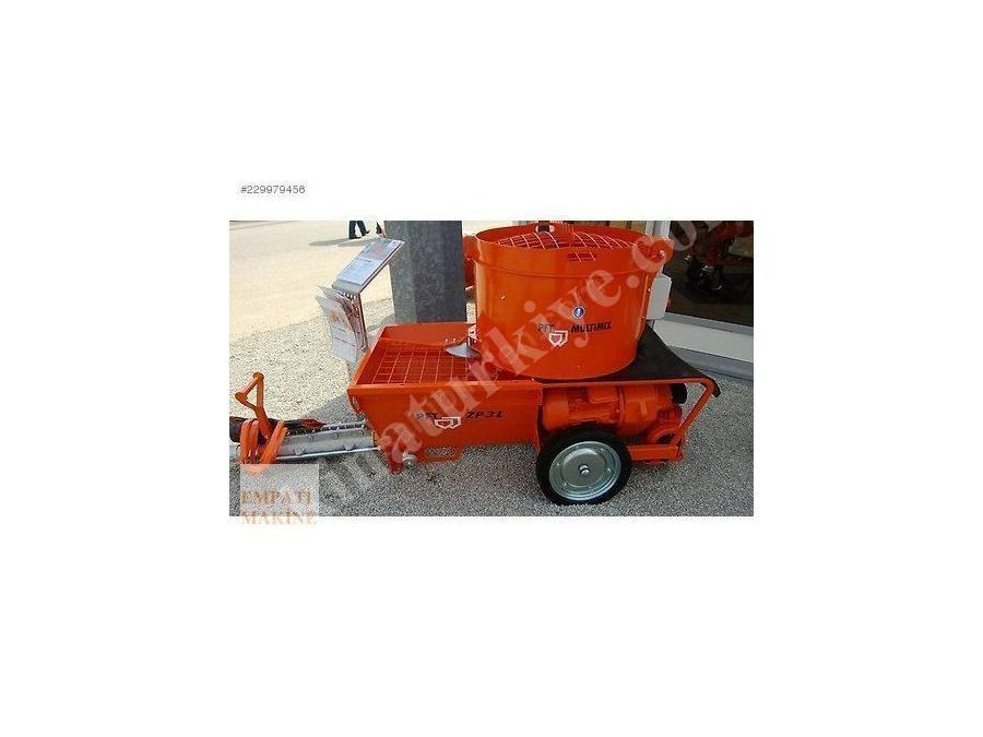 Knauf PFT ZP 3 X Zp Multımix Sıva Makinesi