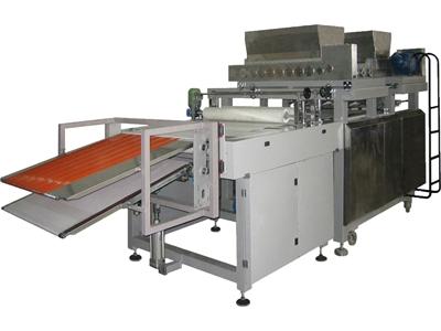 8 Sıralı Dolgulu bisküvi şekillendirme makinası Bem3-8