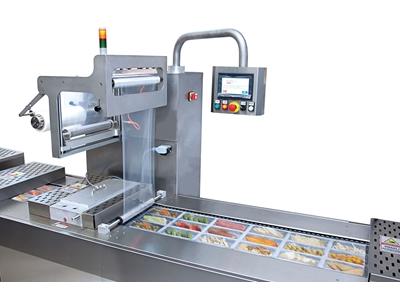 Vakumlu Termoform Paketleme Makinası
