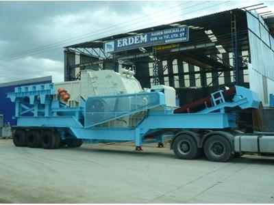 Primer Darbeli Kırıcı - 250 - 350 Ton /Saat Darbeli Taş Ve Maden Kırıcı
