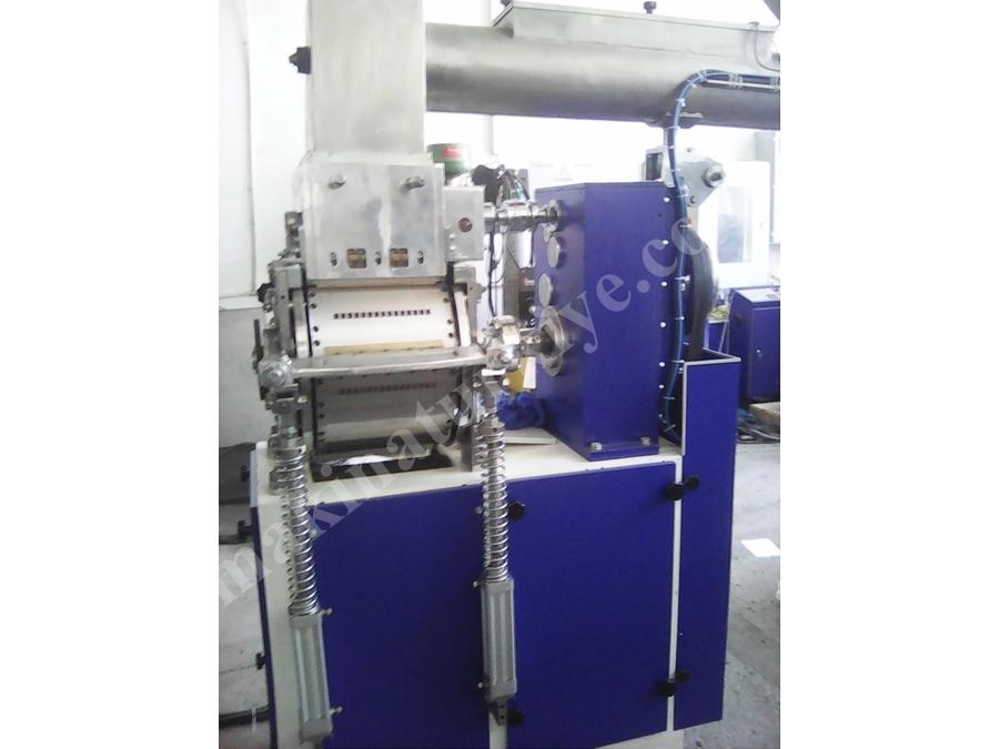 Özmensan CLK80 Full Otomatik Küp Şeker Makinası
