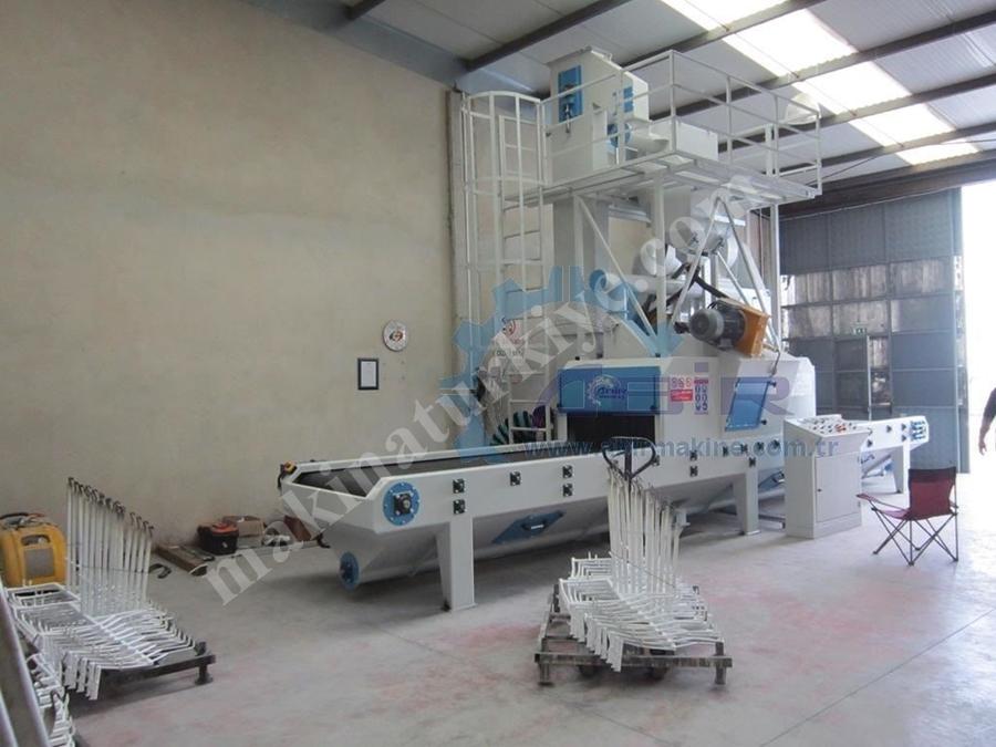 Abir Makine Parke Ve Doğal Taş Kumlama Makinesi