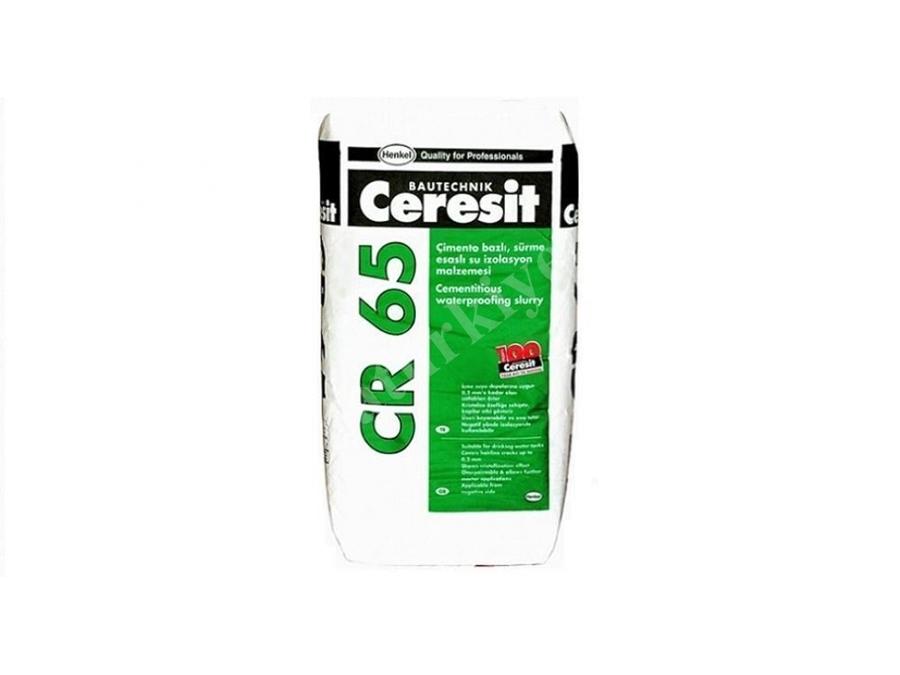 Henkel Ceresit CR 65 Çimento Esaslı Su Yalıtım Malzemesi