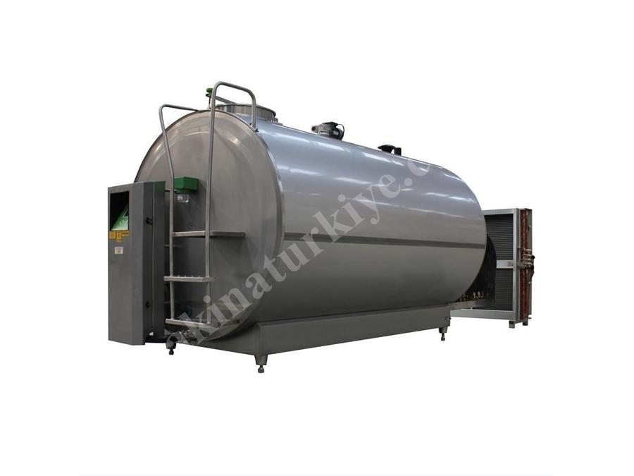125 - 12000 Lt Arası Kapasite Süt Soğutma Tankı İmalatı