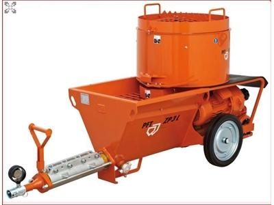 Knauf PFT ZP3 L  Multimix Çimento Sıva Makinası, Alçı Sıva Makinası
