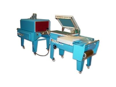 Konpaksan L Kesim Shrink Ambalaj Makinası Paket Ebatları: 50*50*18 Cm